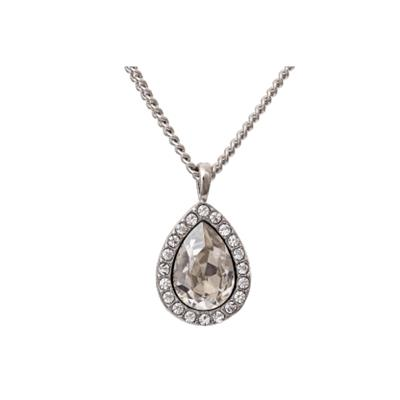 Buy Lily and Rose Miss Amy Silver Necklace