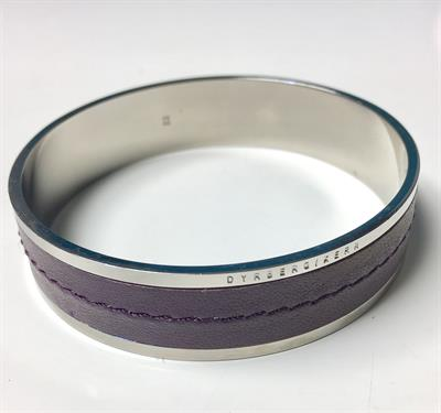 Buy Dyrberg Kern Sagittarius Bangle Purple Size Medium
