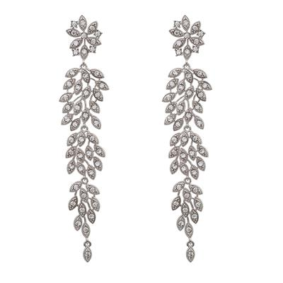 Buy Lily and Rose Laurel Crystal Earrings