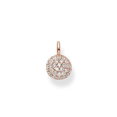 Buy Thomas Sabo GLAM & SOUL Small Rose Gold CZ Pendant