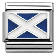 Buy Nomination Scotland Silver Flag