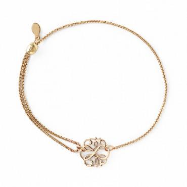 Buy Alex and Ani Path of Life Pull Chain Bracelet in Gold