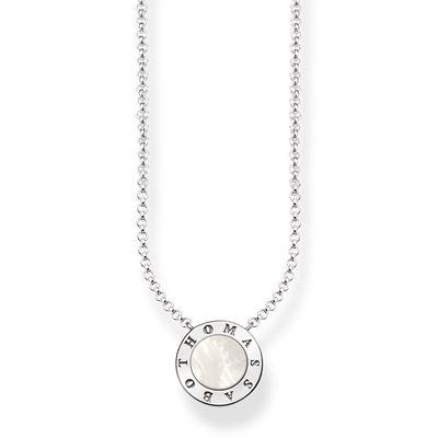 Buy Thomas Sabo Glam & Soul Classic Mother of Pearl Necklace