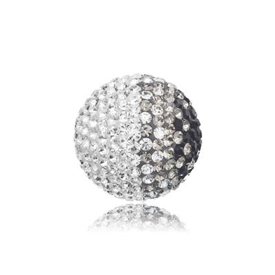 Buy Engelsrufer Black and White Crystal Sound Ball Medium