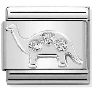Buy Nomination CZ Dinosaur Charm