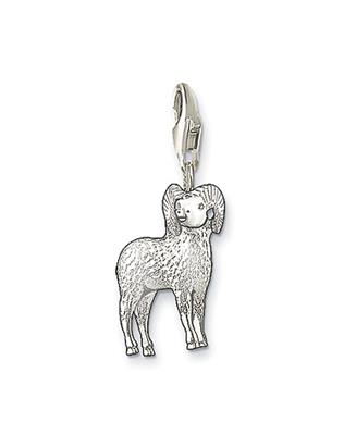 Buy Thomas Sabo Silver Aries Charm