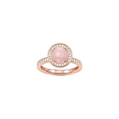 Buy Thomas Sabo Glam & Soul Rose Quartz Ring 50