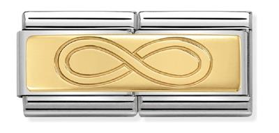 Buy Nomination Infinity Double Link