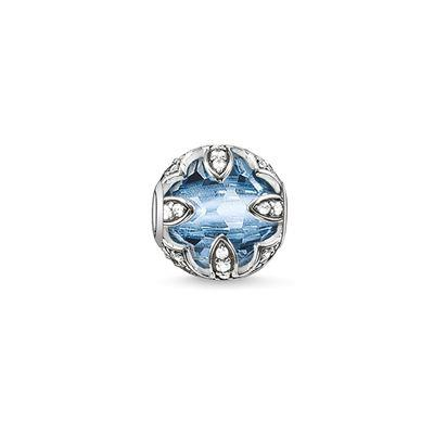 Buy Thomas Sabo Blue Lotus Karma Bead