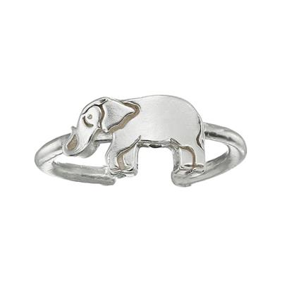 Buy Alex and Ani Elephant Precious Ring in Silver