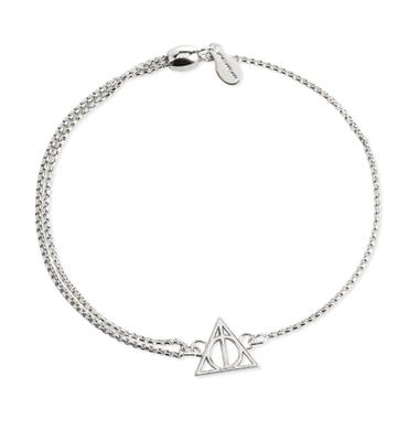 Buy Alex and Ani Harry Potter Deathly Hallows Precious Bracelet in Silver