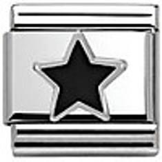 Buy Nomination Black Star Charm