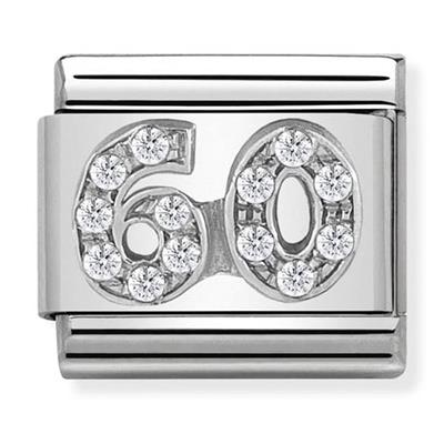 Buy Nomination Silver CZ 60
