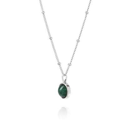 Buy Daisy Green Aventurine Healing Stone Necklace