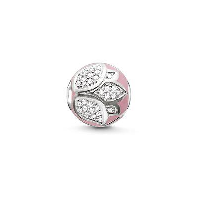 Buy Thomas Sabo Pink Lotus Karma Bead