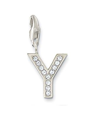 Buy Thomas Sabo Cubic Zirconia 'Y'
