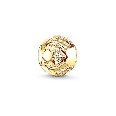 Buy Thomas Sabo Gold CZ Guardian Angel Bead