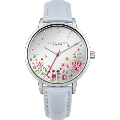 Buy Daisy Dixon Summer Blue Floral Watch