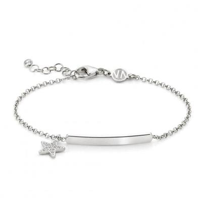 Buy Nomination Gioie Silver Star Bracelet