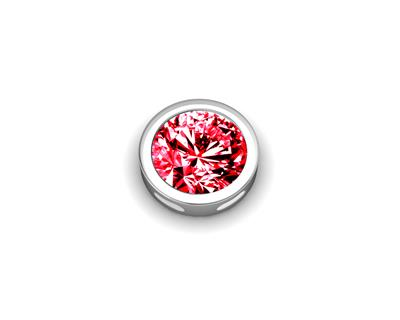 Buy Key Moments Silver July Birthstone