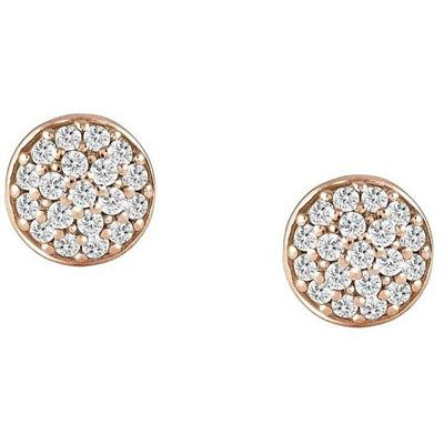 Buy Nomination Rose Gold Gioie Studs