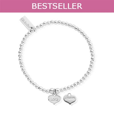 Buy ChloBo Cute Charm Love Always Bracelet