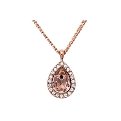 Buy Lily and Rose Miss Amy Vintage Rose Necklace