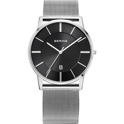 Buy Bering Classic Milanese Silver