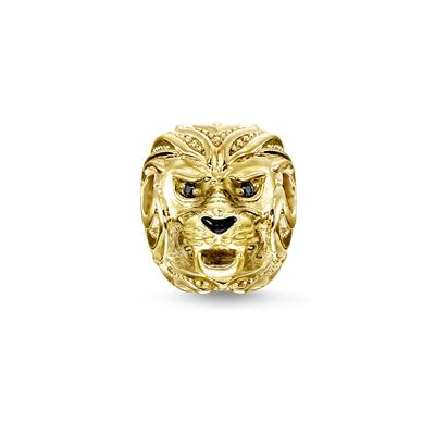 Buy Thomas Sabo Gold Lion Karma Bead