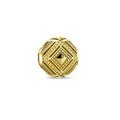 Buy Thomas Sabo Gold Africa Karma Bead