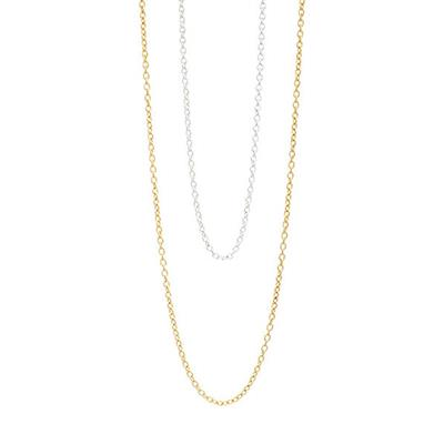 Buy Cinderela B Charmology Chain, 46cm Gold