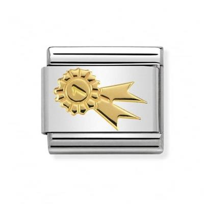Buy Nomination Gold Rosette Charm