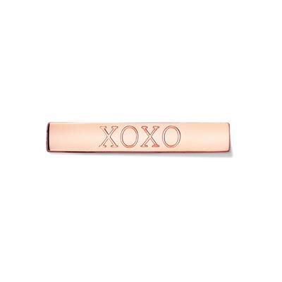 Buy Take What You Need Rose Gold Toned XOXO Bar