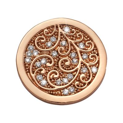 Buy Nikki Lissoni Rose Gold Flawless Coin 23mm