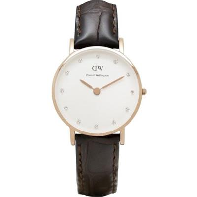 Buy Daniel Wellington Classy York Rose Gold Watch