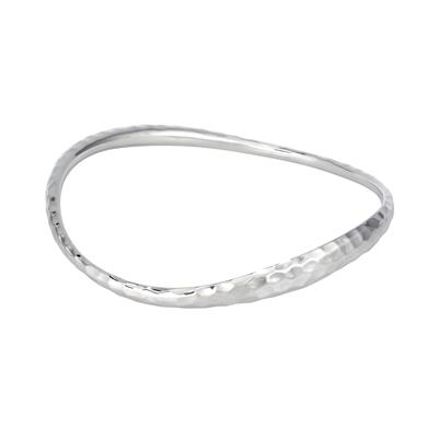 Buy Lifes Journey Off The Beaten Track Bangle Small