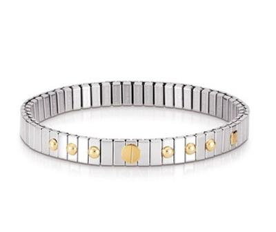 Buy Nomination Gold Dots Screw Extension Bracelet