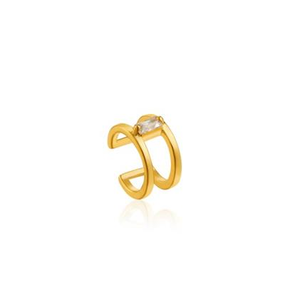 Buy Ania Haie Gold Glow Ear Cuff