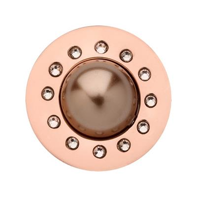 Buy Nikki Lissoni Rose Gold In The Middle Of The Day Coin 23mm