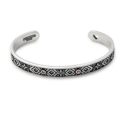 Buy Alex and Ani Healing Love Cuff - Rafaelian Silver