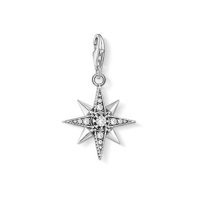 Buy Thomas Sabo Silver Royalty Star Charm
