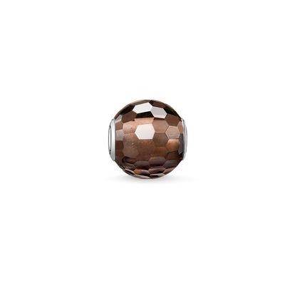 Buy Thomas Sabo Smoky Quartz Karma Bead