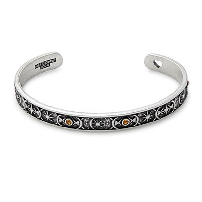 Buy Alex and Ani Cosmic Balance Cuff - Rafaelian Silver