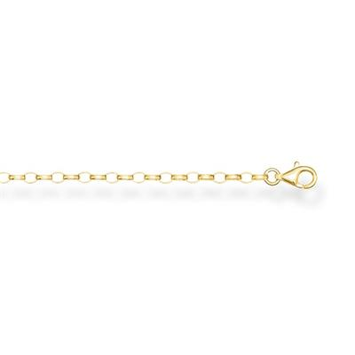 Buy Thomas Sabo Yellow Gold Necklace Extender Chain