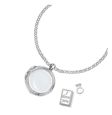 Buy Dower and Hall Love You Forever Small Silver Set