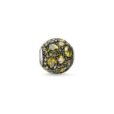 Buy Thomas Sabo Green Planet Karma Bead