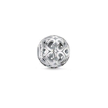 Buy Thomas Sabo Open Hearts Silver Karma Bead