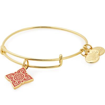 Buy Alex and Ani Root Chakra Bangle in Shiny Gold