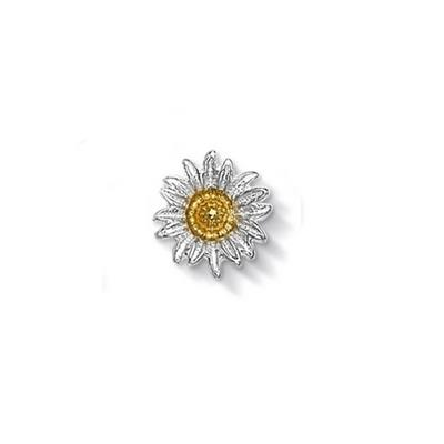Buy Dower and Hall 18ct Gold Vermeil Small Daisy Treasure