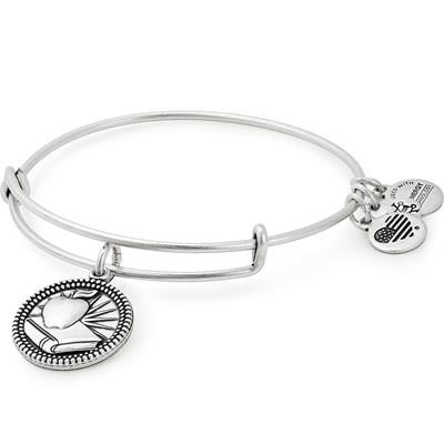Buy Alex and Ani Teaching Profession Bangle in Rafaelian Silver